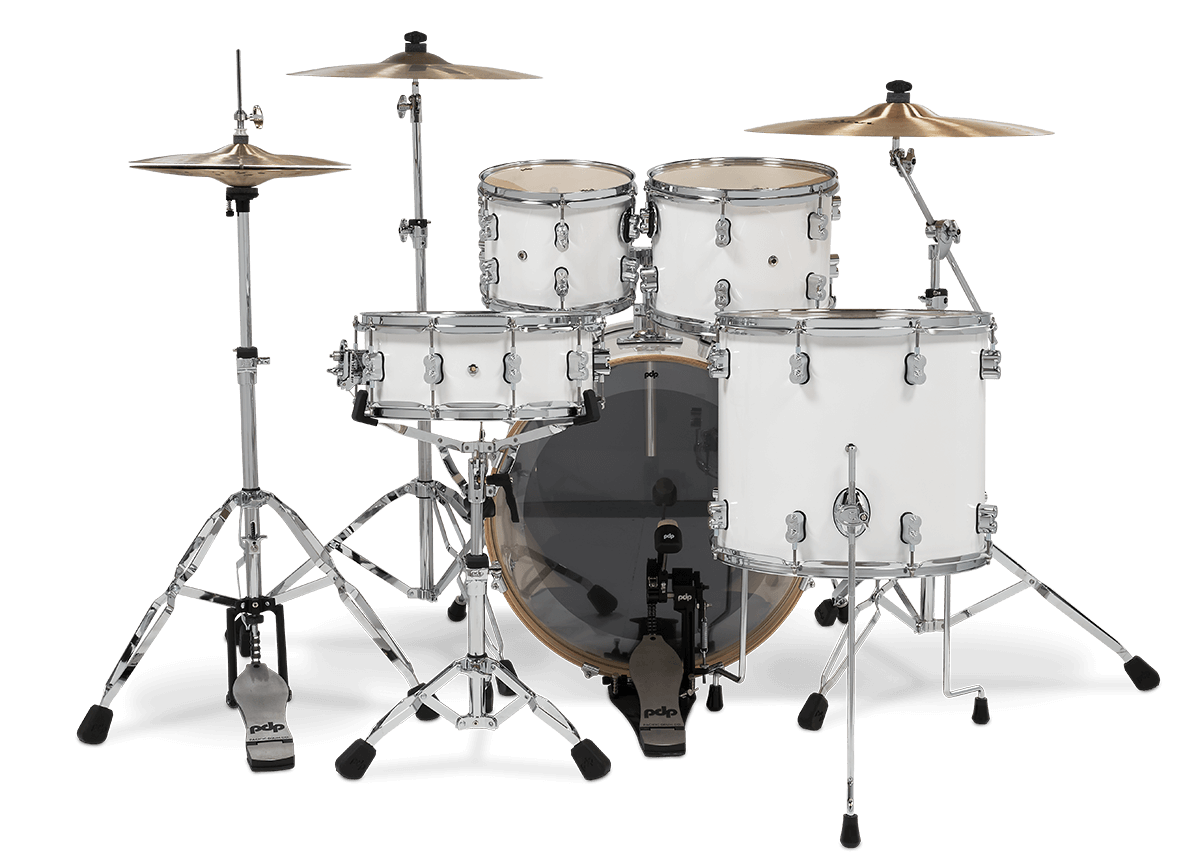 PDCM2215PW - CM5- Pearlescent White - Perspective