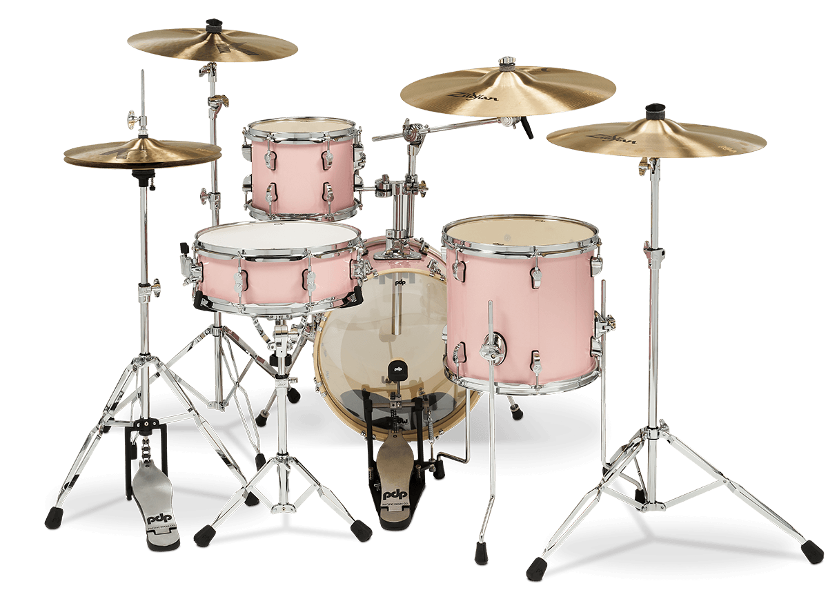 PDNY1604PR - New Yorker™ - Pale Rose Sparkle - Perspective