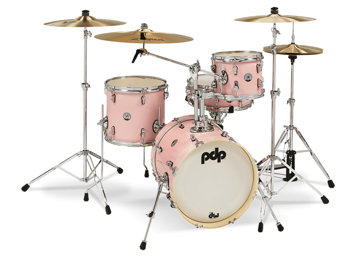PDNY1604PR - New Yorker™ - Pale Rose Sparkle - Right